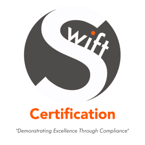 Swift Certification - Candy Management Group